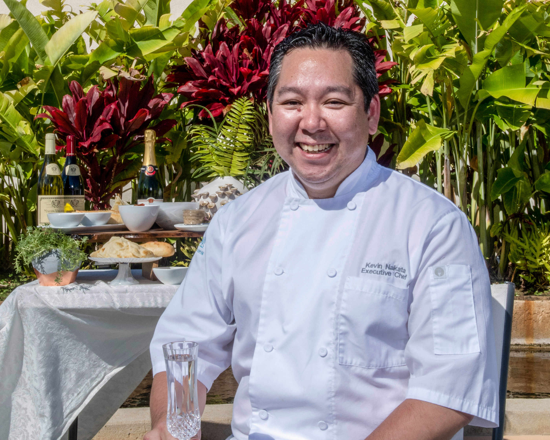 Chef Kevin Nakata